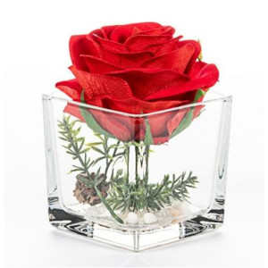 Arreglo Rosa Roja Z-6115/13-J