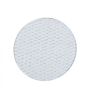 Plato Crochet diámetro 20 cms