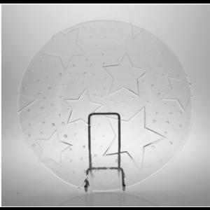 Plato estrellas ref. 0031/38 (D: 38 cms)